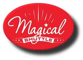 Il logo della compagnia Magical Shuttle