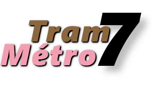 Tram 7 + Métro 7