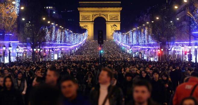 VIVRE PARIS: Capodanno 2016