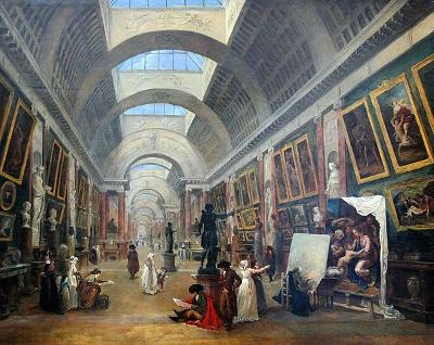 Mostre temporanee nei grandi musei di Parigi