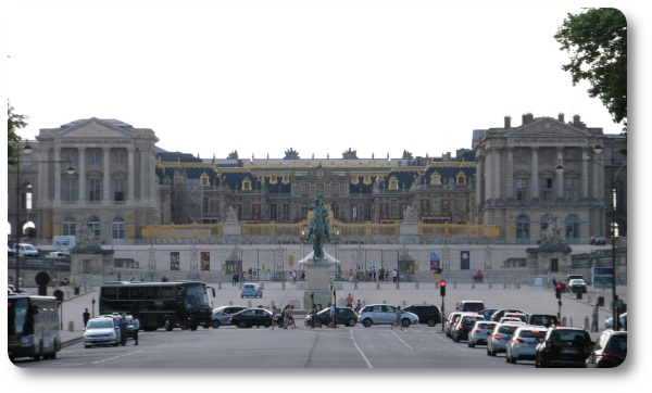 Come raggiungere la reggia di Versailles