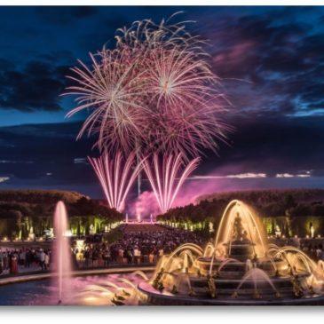Gli spettacoli nella reggia di Versailles
