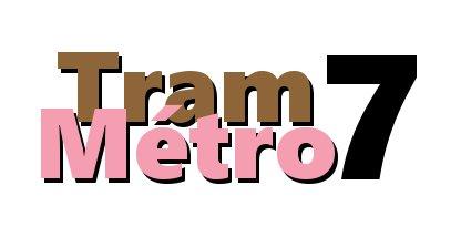 Tram 7 + Metro 7