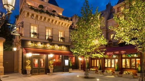 Ristoranti a Disneyland Paris