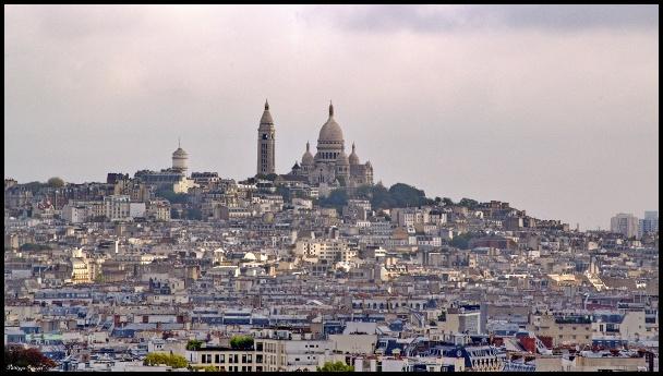 In giro per Montmartre