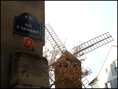 Rue d'Orchampt