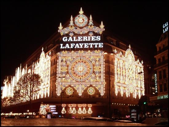 Le Galeries Lafayette nel 2005