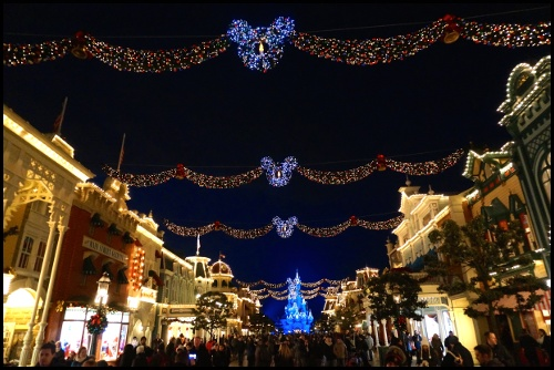 Natale a Disneyland Paris
