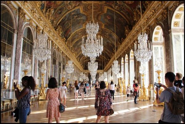 La Galleria degli Specchi