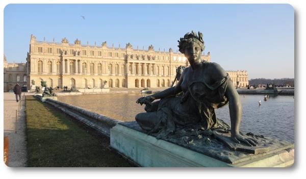 I biglietti per la reggia di Versailles