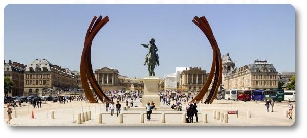 Come entrare nella reggia di Versailles