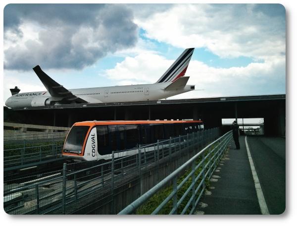 Come spostarsi nell'aeroporto Charles de Gaulle