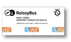Biglietto del Roissybus