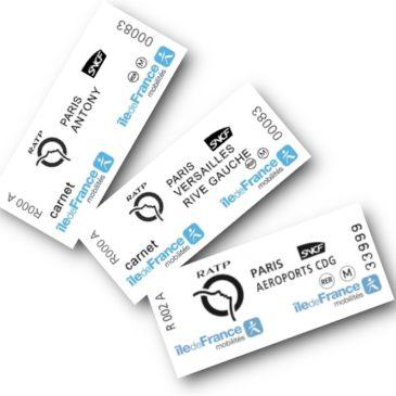Biglietto origine destinazione (o biglietto Île de France)