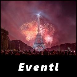 Eventi a Parigi
