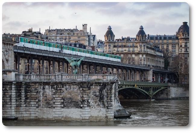 Trasporti a Parigi